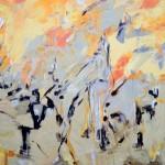 TORPEUR - 60x73 cm - Acrylique sur toile