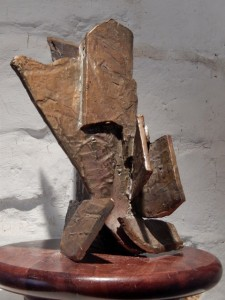 photo sculpture Déchirure