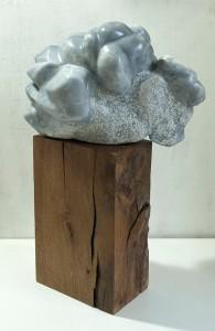 Photo sculpture Le Passeur