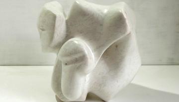Exposition sculptures au concept store gallery