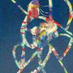 BRAINSTORMING 1 - 65x81 cm - Huile sur toile