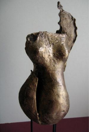 ALLEGLORIA - Bronze (cire perdue) - 20x20 cm - 1 kg