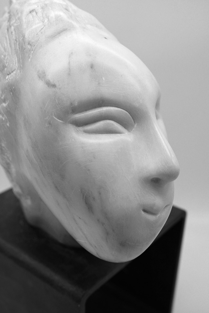 LUCY - Stéatite - 20x20x18 cm