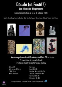 Exposition collective du Bloganozart